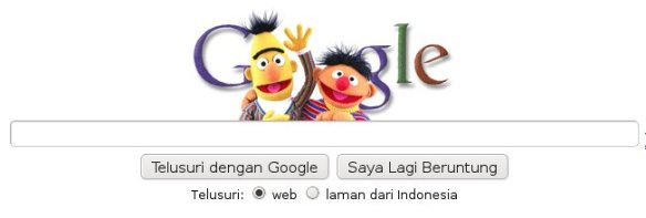 google logo today