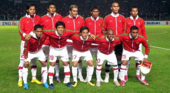 timnas indonesia piala aff 2010