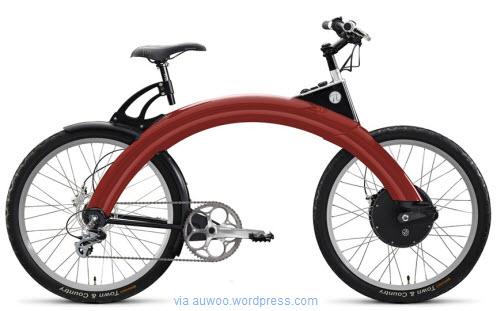 sepeda listrik keren