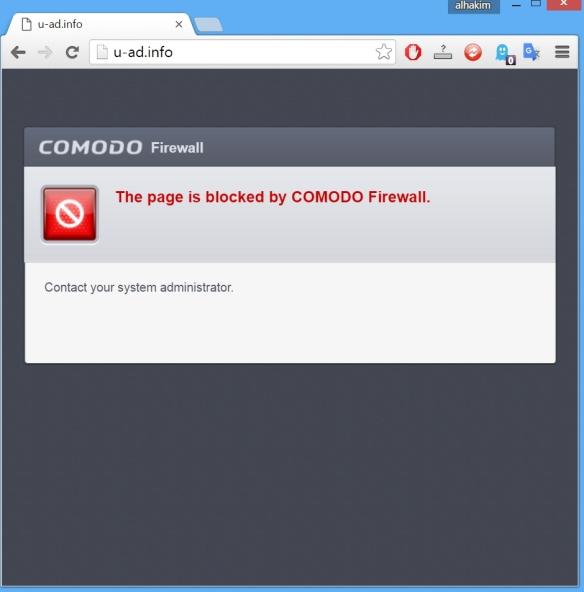 website di blok